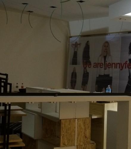 """Negozio Jennyfer Centro Commerciale """"Katane"""" Catania"""