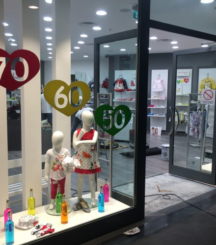 Negozio Quore Centro Commerciale ' I Portali'